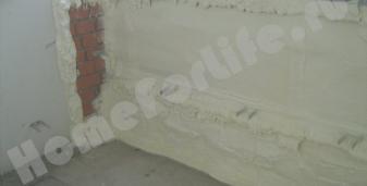 Теплоизоляция балкона напылением пенополиуретаном